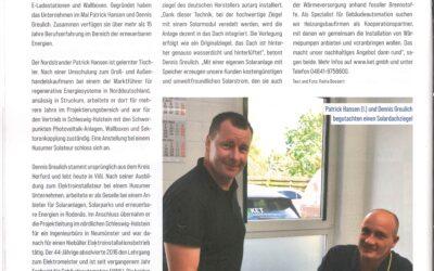 Presseartikel im IGO Herbst 2021